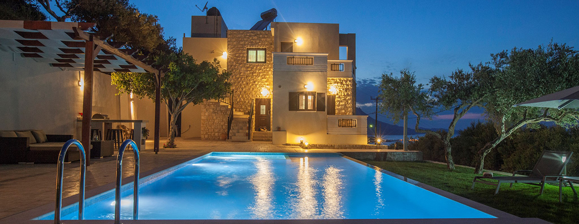 Villa Veghera – Join Crete! Join Kissamos! Be our Guests!