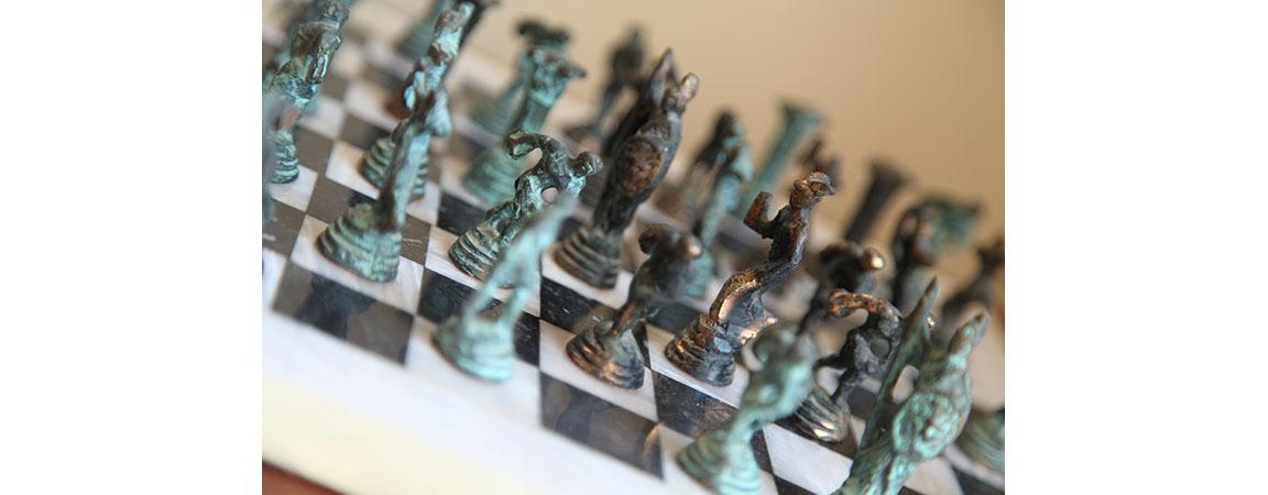chess villa veghera chania crete kissamos