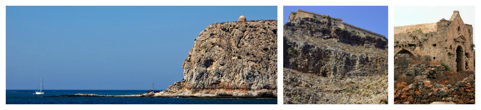 Gamvousa Islet